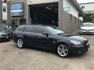 2010 BMW 535XI TWIN TURBO/ WAGON/ MANUAL/ NAVI FOR SALE