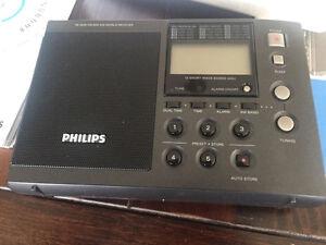 Philips AE3625-00 Shortwave Digital Receiver