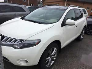 2009 Nissan Murano LE, Certified and E-Tested, Clean Car-Proof