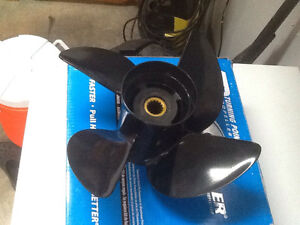 Outboard propellor
