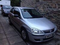 Vauxhall Corsa 2004. 12 months MOT