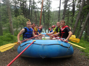 Rocky Mountain Rafts whitewater rafts and kayaks for sale
