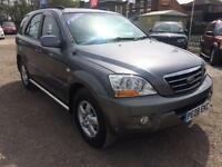 2008 KIA SORENTO 2.5 CRDi XE DIESEL HIGH SPEC 12 MONTHS WARRANTY AVAILABLE