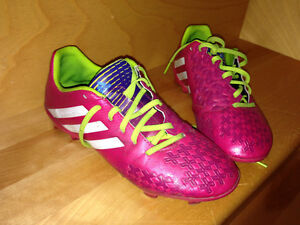 Adidas Soccer Cleats size 4.5 Kids