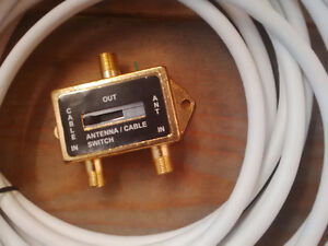 Coaxial cable 100' & various, HD Switches, Splitter, couplers Kitchener / Waterloo Kitchener Area image 3