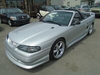 1998 Ford Mustang GT CONVERTIBLE COMME NEUVE