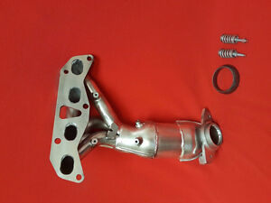 Fit NISSAN Sentra 2.5 Front Manifold Catalytic Converter