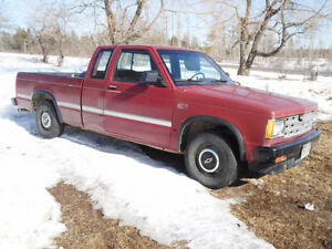 1990 Chevrolet S-10 Pickup Truck