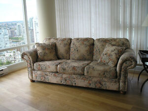 American Style 3 Seats Sofa