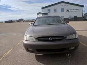 1998 Altima with only 165000 clicks