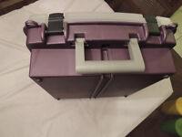 Heavy Duty Toteable Craft /File Case