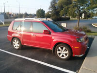 2006 Nissan X-trail SUV, no rust, very well maintained