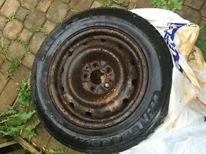 225/60/r16 winter tires (set of 4) for sale used for 1 winter  London Ontario image 3