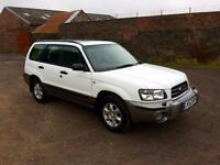 2003 Subaru Forester 2.0 X 5dr