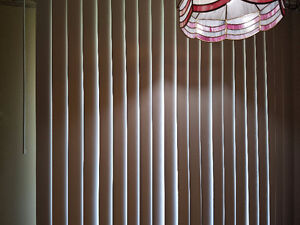 Windows blinds Horizontal and verticle