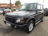 2004 LAND ROVER DISCOVERY 2.5 Td5 Pursuit SEVEN SEATS FULL SERVICE HISTORY