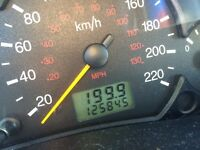 Ford focus zts 2001 seulement 126000km!