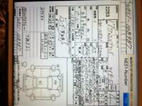 2005 Nissan Elgrand Rider 2005 FRESH IMPORT S PACKAGE AUTO 3.5 8 SEATS MPV SUNRO