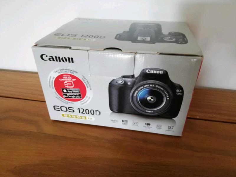 Canon 1200d | in Bristol | Gumtree