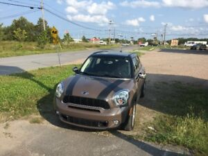 Mini-cooper Countryman s 2013
