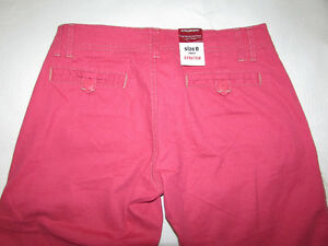 OLD NAVY Pink Stretch Capris Pants - Size 0 - NEW Gatineau Ottawa / Gatineau Area image 7