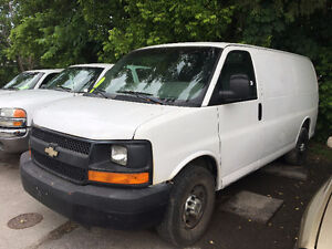 2007 Chevrolet Express 2500, Van*PAUL YENDALL TRUCKS-VANS*
