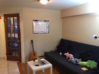 Charming 1 bed Plateau apartment.. Sublet
