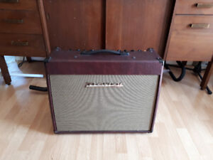 Traynor ycv40 WR brand new, trade for a fender amp....