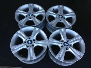Mags BMW 128i 17pouces