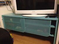 IKEA tv unit (blue)