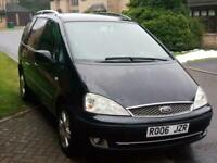 2006 Ford Galaxy 2.8 petrol auto Ghia *RARE* V6 FULLY LOADED 102K FSH 2 KEYS