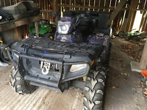 Polaris 450 browning addition for sale