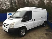 2008 58 Ford Transit 2.4TDCi Duratorq ( 100PS ) 350L 350 LWB Van