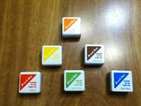 6 Mini. Stamp Pads    --  ON HOLD!!