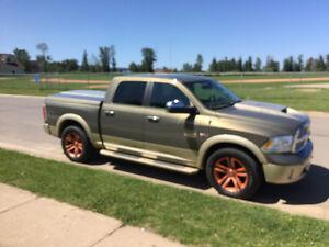2013 Dodge Ram 1500 Laramie Longhorn Truck