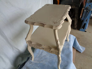 Annie Sloan Painted small table