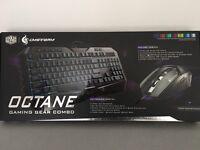Cooler Master OCTANE Keyboard + Mouse COMBO