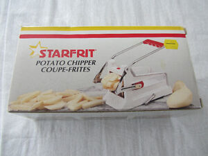 starfrit coupe frites West Island Greater Montréal image 1