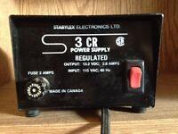 12 volt pwer supply