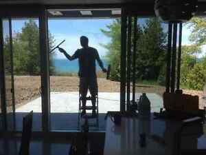 EAVESTROUGH CLEANING / GUTTER CLEANING / WINDOW CLEANING London Ontario image 5