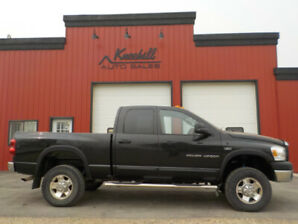2008 Dodge Ram 2500 Power Wagon