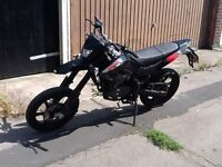 krs super moto 125cc 2015 bike