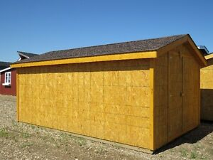 10' x 16' Basic Storage Shed