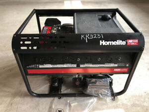 5500W Homelite Generator for sale