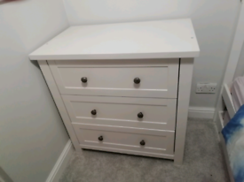 Silver cross Nostalgia chest of drawers