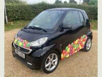 2013 smart fortwo coupe Edition21 mhd 2dr Softouch Auto COUPE Petrol Automatic