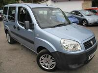 2009 FIAT DOBLO 8V ACTIVE * WAV * WHEELCHAIR ACCESS VEHICLE * MPV PETROL