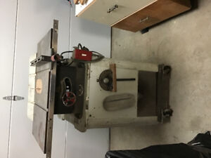 Beaver-Rockwell Table Saw