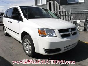 2010 DODGE GRAND CARAVAN SE WAGON 3.3L SE