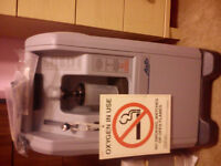AS NEW OXYGEN CONCENTRATOR